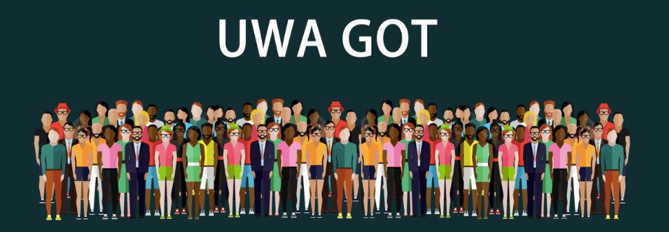 为什么他们都用UWA GOT?
