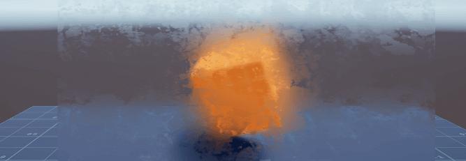 Unity Shader之磨砂玻璃与水雾玻璃效果