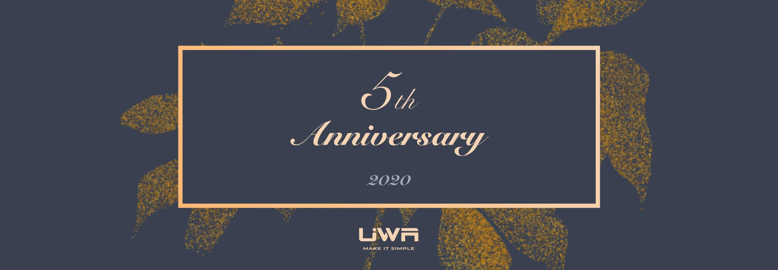 UWA 五周年 | 我们的长期主义,刚刚开始