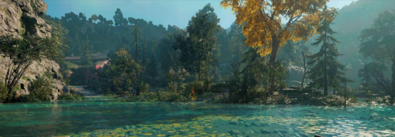 大世界树木阴影方案集合